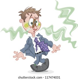 Bad Smell Images, Stock Photos & Vectors | Shutterstock