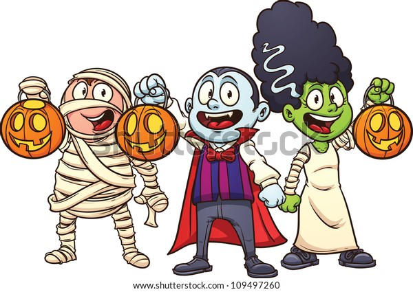 29,075 Trick Or Treat Illustrations, Royalty-Free Vector Graphics & Clip Art  - iStock