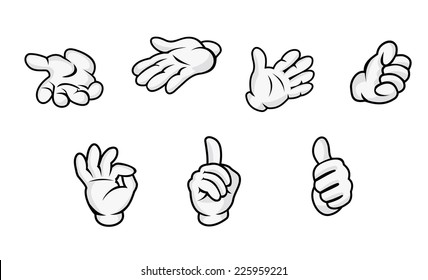 29+ Hands Cartoon Images  JPG