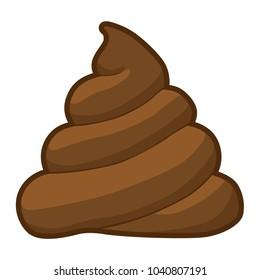 Cartoon hankey poop