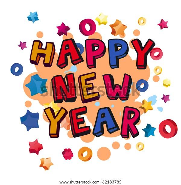 Happy New Year Cartoon 9