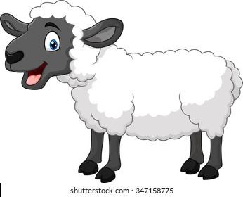 Sheep Cartoon Images, Stock Photos & Vectors | Shutterstock
