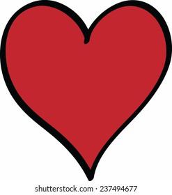 heart cartoon images  stock photos   vectors shutterstock invitation clip art images invitation clipart free