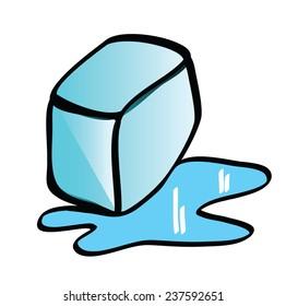 cartoon ice cubes images stock photos vectors shutterstock rh shutterstock com cartoon ice cube melting cartoon ice cube tray