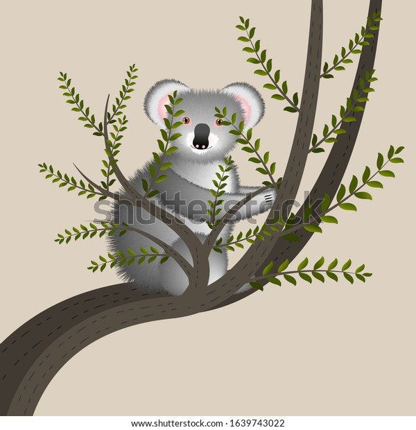 Tree Koala Cartoon / Download the free graphic resources in the form of png, eps.