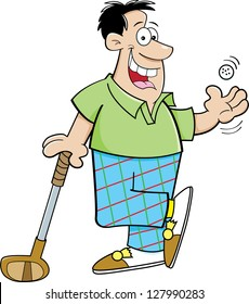 Golf Cartoon Images, Stock Photos & Vectors | Shutterstock on