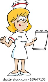 royalty free nurse cartoon images stock photos vectors shutterstock
