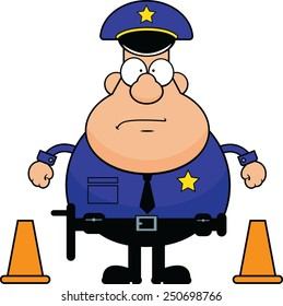 Police Cartoon Images, Stock Photos & Vectors | Shutterstock