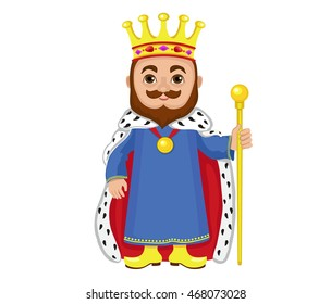 King Cartoon High Res Stock Images Shutterstock