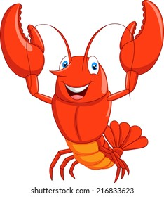 lobster cartoon images stock photos vectors shutterstock rh shutterstock com cartoon lobsters cartoon lobster names