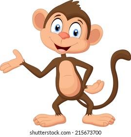 cartoon monkey images stock photos vectors shutterstock rh shutterstock com cartoon monkey pictures animation monkey cartoon pictures funny