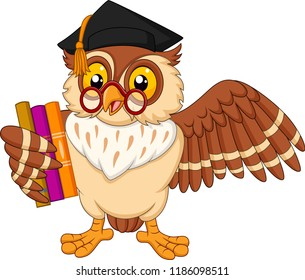Image result for school cartoon owl images