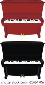 Image result for piano images cartoon
