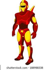 Iron Man Cartoons Hd Stock Images Shutterstock