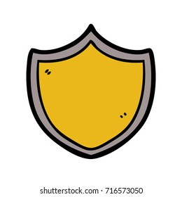 cartoon shield