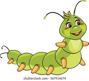 Caterpillar Cartoon Images Stock Photos Vectors Shutterstock