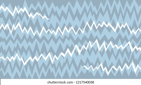Cartoon Static Electric Interference Light Pattern Background