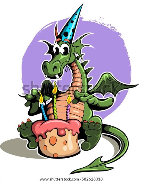 Картинки драконы с днем рождения, мая день