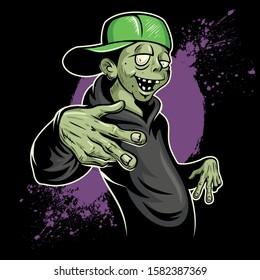 Cartoon Rapper Hd Stock Images Shutterstock
