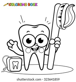 Dental Coloring Pages Images, Stock Photos & Vectors ...