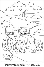 Car Coloring Book Gorseller Stok Fotograflar Ve Vektorler
