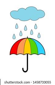 Free Rain Cloud Clipart, Download Free Clip Art, Free Clip Art on Clipart  Library