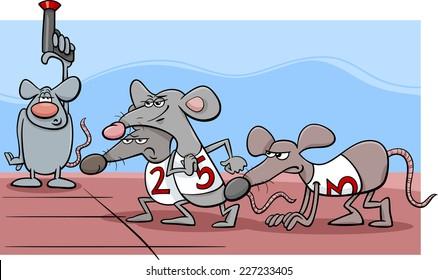 Rat-race Images, Stock Photos & Vectors   Shutterstock