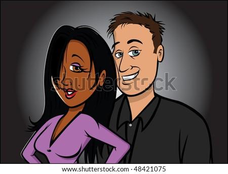 Dating tips til interracial par