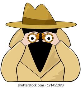 Αποτέλεσμα εικόνας για spying cartoon