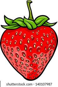 Strawberry Cartoon Images Stock Photos Vectors Shutterstock