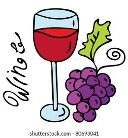 Cartoon Wine Glass Images Stock Photos Vectors Shutterstock