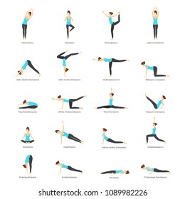 yoga pose cartoon images stock photos  vectors