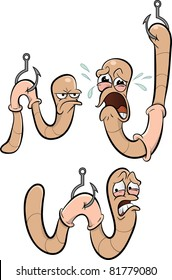 worm cartoon images stock photos vectors shutterstock