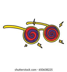 cartoon x-ray specs