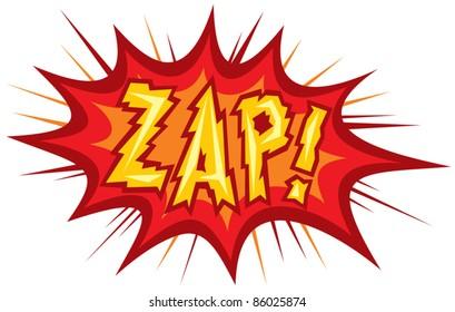 cartoon - zap (comic book)