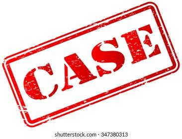 Case Stamp Badge