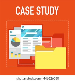 Case study illustration