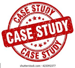 case study. stamp