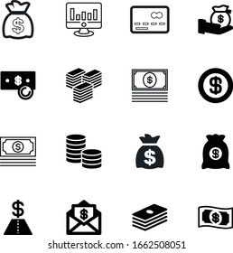 cash vector icon set such as: deposit, statistics, earnings, plastic, card, reward, retail, analytics, red, desktop, start, smart, monitor, message, atm, hand, backgrounds, analysis, delivery, object