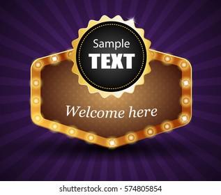 Casino Signal Text