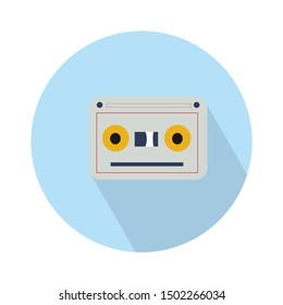 cassette tape icon - From Multimedia, Camera and Photography icons set