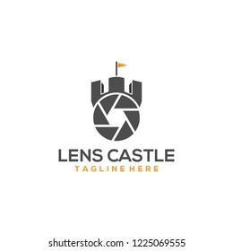 Castle Logo Design