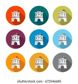 Guarda, Portugal Stock Vectors, Images & Vector Art