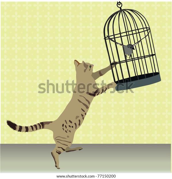 Get Kandang Kucing Clipart