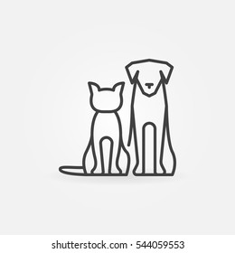 Dog Cat Icon Images Stock Photos Vectors Shutterstock