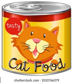 Image result for cat food can picture