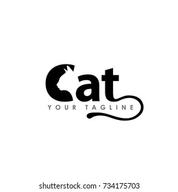 cat logo images stock photos vectors 10 off shutterstock rh shutterstock com royalty free logo shark royalty free logo maker