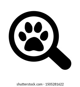 cat search icon - From pets, vet and veterinary icons, Animal icons