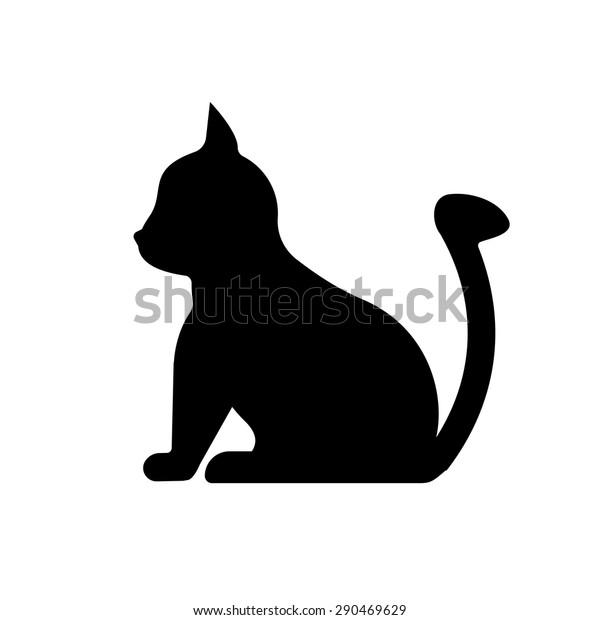 Cat. Vector illustration