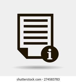 catalog vector icon